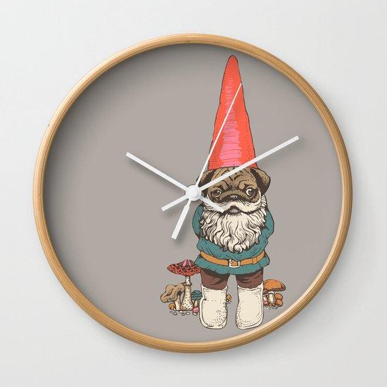 Pugnomie Wall Clock