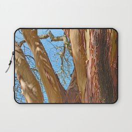 MADRONA TREE BY THE SEA Laptop Sleeve