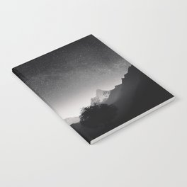 Himalayas at Night Notebook