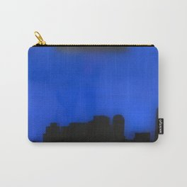 Bruised Skyline Carry-All Pouch