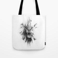 STONE LION Tote Bag