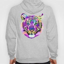 popart tiger Hoody