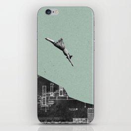 Lanzarse! iPhone Skin