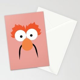 Lab Beaker Stationery Cards