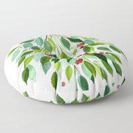 Tic Tac Mistle-Toe Floor Pillow