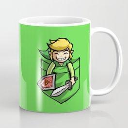 HAPPY POCKET LINK Coffee Mug