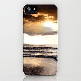 Rhythm of the Island iPhone Case