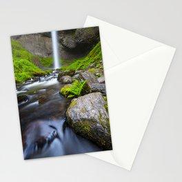 Latourell Falls. Stationery Cards