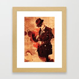 2am Framed Art Print