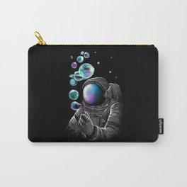 Astronauts and Bubble World Carry-All Pouch