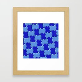 Geometrix 143 Framed Art Print