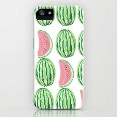Watermelon Mania iPhone (5, 5s) Slim Case