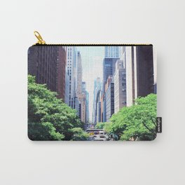 New York Streets, Streets, New York Carry-All Pouch