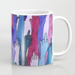 angry bisexual Coffee Mug