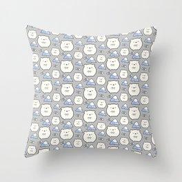 Little Polar Throw Pillow