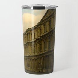 Palais du Louvre Travel Mug