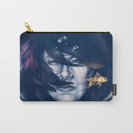 Fishbowl Carry-All Pouch