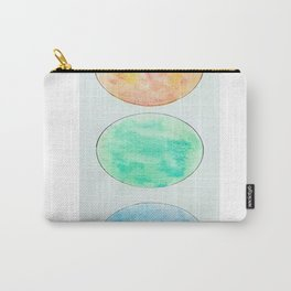 Orbs Carry-All Pouch