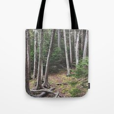 Maine Woods Tote Bag