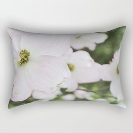 dogwood abounds Rectangular Pillow