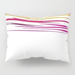 wild tiger lines Pillow Sham