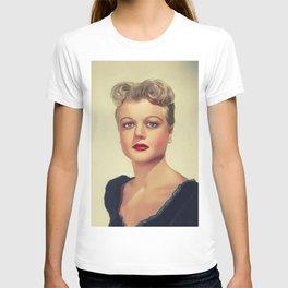 Angela Lansbury, Hollywood Legend T-shirt