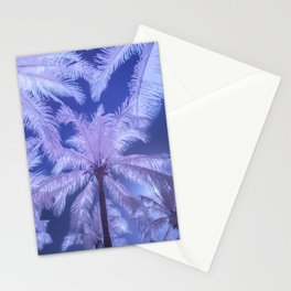 candy palms Stationery Cards