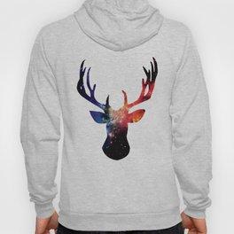 Cosmic Stag Moose Hoody