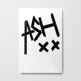 5 second ashton Metal Print