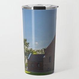 Holy Trinity Catholic Church, Fingal, North Dakota Travel Mug