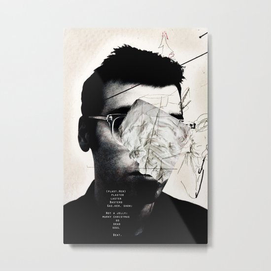 Xmas #1 Metal Print