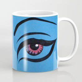 Those Fn Eyes Coffee Mug
