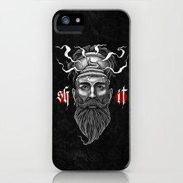 Winya No. 122 iPhone Case