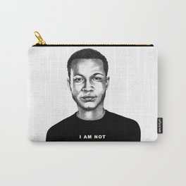 I Am Not Your Thug Carry-All Pouch
