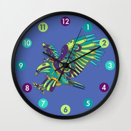 Eagle, cool wall art for kids and adults alike Wall Clock