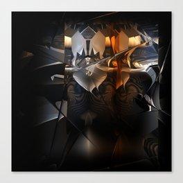 Tangier Canvas Print