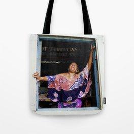 Jamaican Holiday Tote Bag