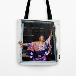 Jamaican Holiday Tote Bag