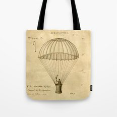 Falling, With Style Tote Bag