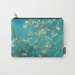 Vincent Van Gogh Blossoming Almond Tree Carry-All Pouch