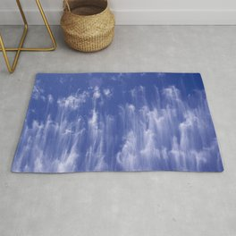 Cloud Formation Rug