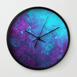 Nebula Star Birth Wall Clock