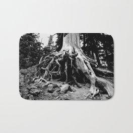 Mt. Hood Tree Roots Bath Mat