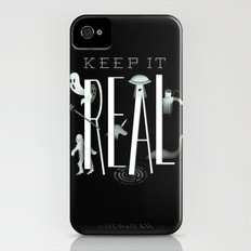 Keep it Real iPhone (4, 4s) Slim Case