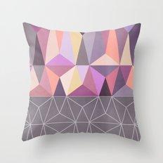 Nordic Combination 31 Z Throw Pillow