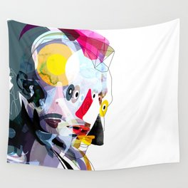 Travis02 Wall Tapestry