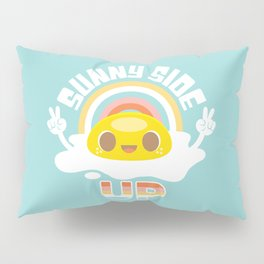 Sunny Side Up! Pillow Sham