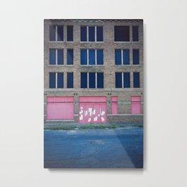 Pink Promises Metal Print