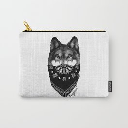 Animal Bandits - Wolf Carry-All Pouch