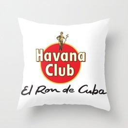 HAVANA CLUB 1 Throw Pillow